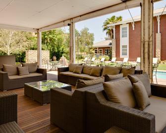Protea Hotel by Marriott Bloemfontein - Bloemfontein - Terasa