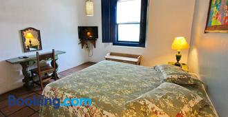 Hotel Solar das Águas Cantantes - Ubatuba - Bedroom