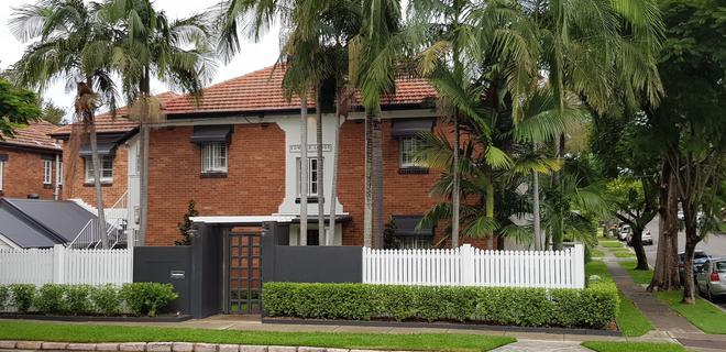 Edward Lodge - Brisbane - Rakennus