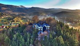 Zamek Ksieza Gora - Karpacz - Vista del exterior
