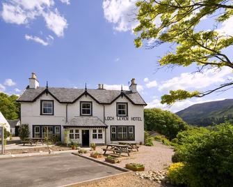 Loch Leven Hotel & Distillery - Fort William - Byggnad