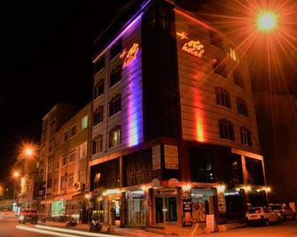 Sts Hotel - Lüleburgaz - Building