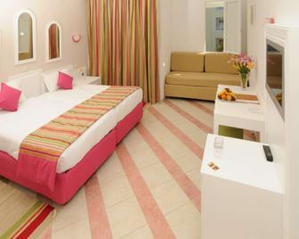 Golden Tulip Taj Sultan Resort - Hammamet - Camera da letto