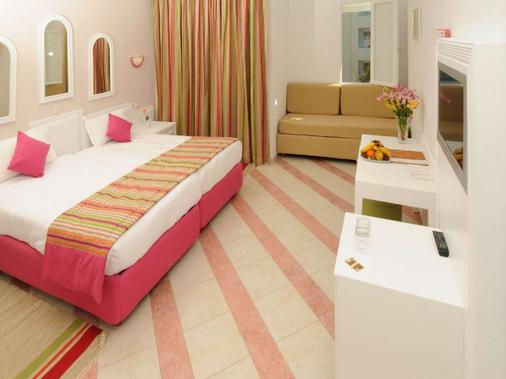 Golden Tulip Taj Sultan Resort - Hammamet - Phòng ngủ