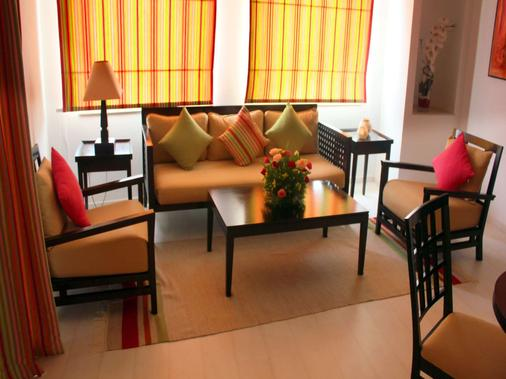 Golden Tulip Taj Sultan Resort - Hammamet - Phòng khách