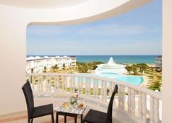 Golden Tulip Taj Sultan Resort - Hammamet - Balkon