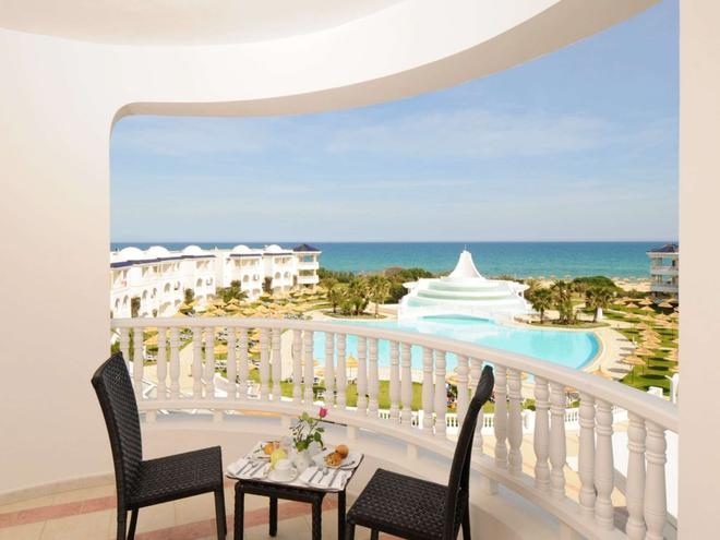 Golden Tulip Taj Sultan Resort - Hammamet - Parveke