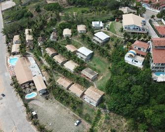 Chalemar Hotel Pousada - Baía Formosa - Outdoors view