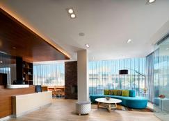 Fairfield Inn & Suites by Marriott Nogales - Nogales - Lobby