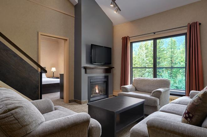 Mount Kidd Manor at Kananaskis - Kananaskis - Living room