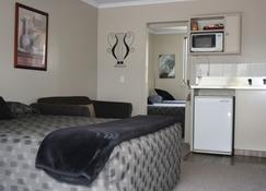 Ashbury Park Motel - Timaru - Κτίριο