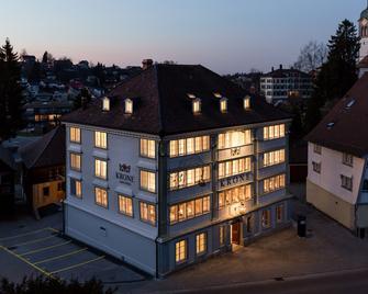 Gasthaus Krone Speicher Boutique-hotel - Speicher AR - Gebäude