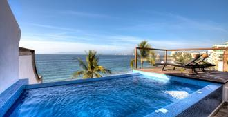 巴亞爾塔海岸酒店 - 巴亞爾塔港酒店 - 巴亞爾塔港 - 游泳池