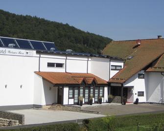 Landhotel Weisses Ross - Bad Bruckenau - Building