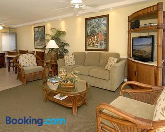 Mana Kai Maui - Kihei - Living room