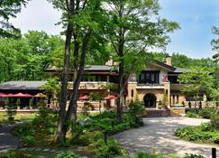 Hotel La Neige Higashi-kan - Hakuba - Outdoors view