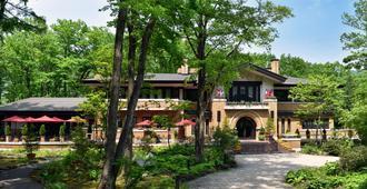 Hotel La Neige Higashi-kan - Hakuba - Cảnh ngoài trời