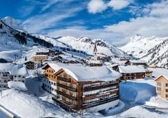 Hotel Walserberg - Warth (Vorarlberg) - Outdoors view