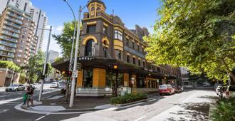 Hotel Harry Ascend Hotel Collection - Sydney - Byggnad