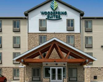 Woodspring Suites Cherry Hill - Cherry Hill - Building