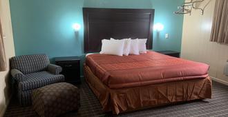 Best Motel - Toledo - Bedroom