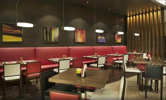 DAMAC Maison Cour Jardin - Dubai - Restaurant