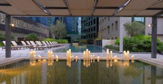 DAMAC Maison Cour Jardin - Dubái - Pileta
