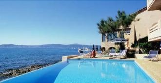 La Belle Aurore - Sainte-Maxime - Bể bơi