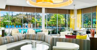 Springhill Suites San Diego Mission Valley - סן דייגו - טרקלין