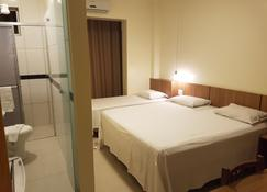 Oft Place Hotel - Goiânia - Bedroom