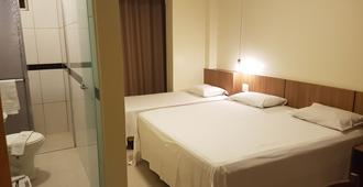 Oft Place Hotel - Goiânia - Bedroom