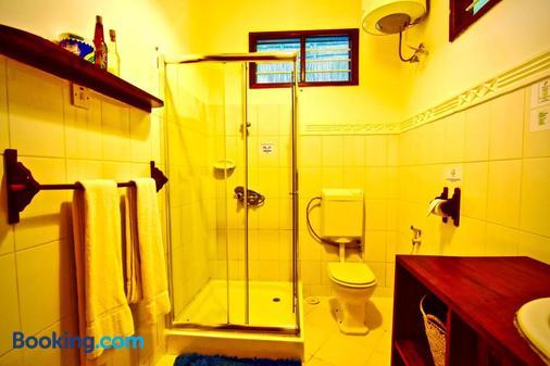 Mangrove Lodge - Zanzibar - Bathroom
