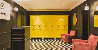 Dom Boutique Hotel By Authentic Hotels - São Petersburgo - Lobby