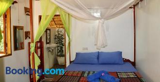 Sunboo Beach Bungalows - Koh Rong Sanloem - Camera da letto