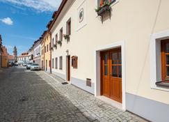 Pension Krumau - Český Krumlov - Außenansicht
