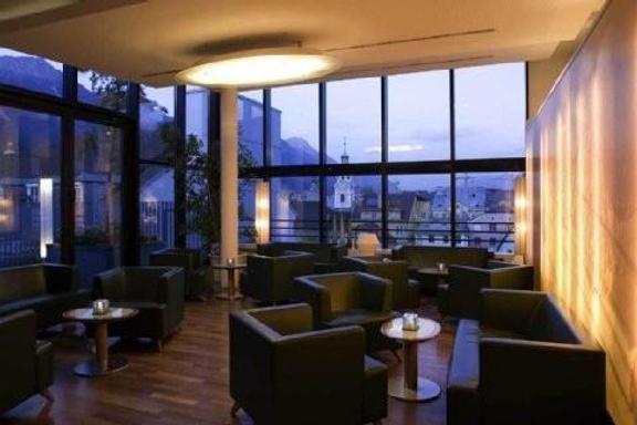 The Penz Hotel - Innsbruck - Lounge