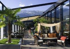 The Penz Hotel - Innsbruck - Patio