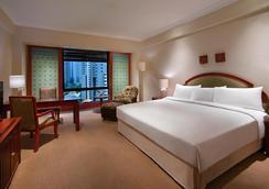 The Sultan Hotel Jakarta - Jakarta - Bedroom