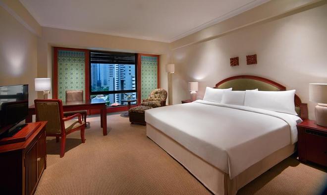 The Sultan Hotel Jakarta - Jakarta - Makuuhuone