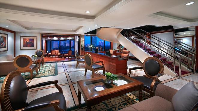 The Sultan Hotel Jakarta - Jakarta - Receptie
