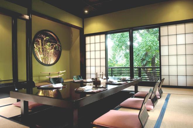 The Sultan Hotel Jakarta - Jakarta - Dining room