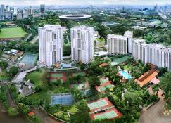 The Sultan Hotel Jakarta - Yakarta - Edificio