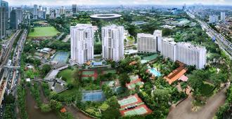 The Sultan Hotel Jakarta - Τζακάρτα - Κτίριο