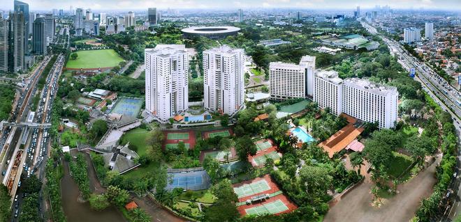 The Sultan Hotel Jakarta - Jakarta - Bâtiment