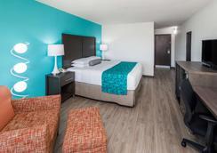 Howard Johnson by Wyndham Beaufort/Parris Island - Beaufort - Bedroom
