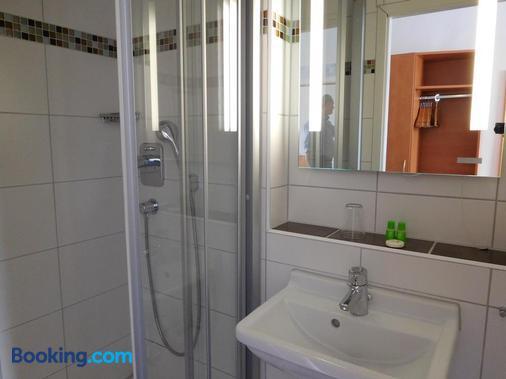 Hotel am Kornmarkt - Heidelberg - Bathroom