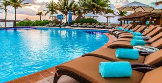 Desire Riviera Maya Pearl Resort - Couples Only - Puerto Morelos - Pool