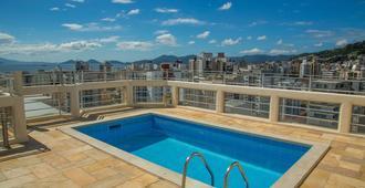 Rio Branco Apart Hotel - Florianopolis - Pool