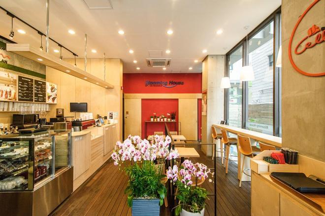 花團錦簇樓公寓 - 首爾 - 自助餐