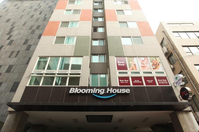 花團錦簇樓公寓 - 首爾 - 建築